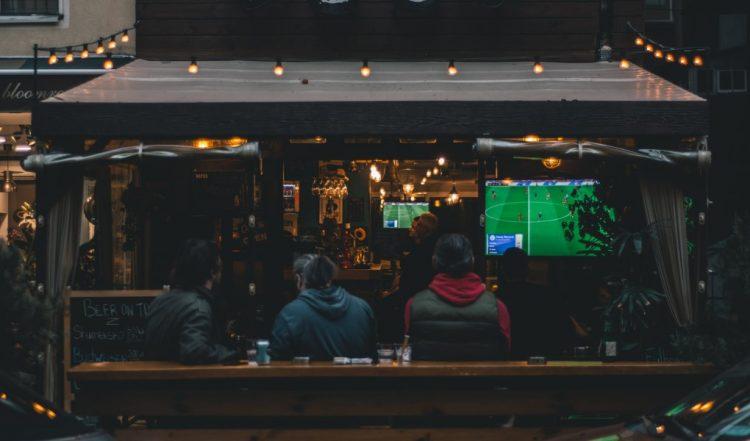 bar de futbol